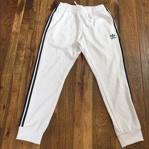 Men's Adidas Track Pants (L)